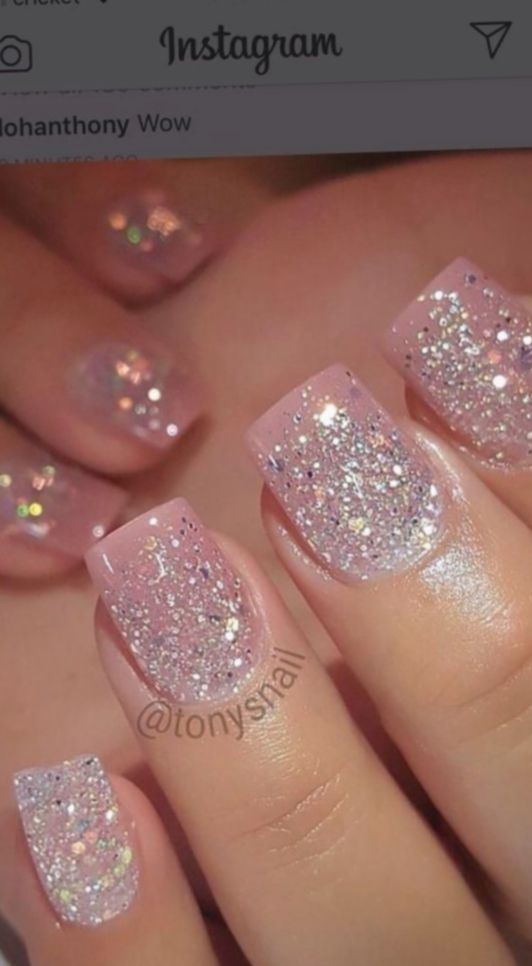 70 Trendy Designs Acrylic Nails To Try Once Glitter Nails Acrylic Stripe Nail Art Designs Manicure Nail Designs