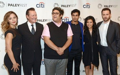 Nerdy Meets Glam and the G-Man with CBS' New Series Scorpion Honored at PaleyFest's Fall TV Preview