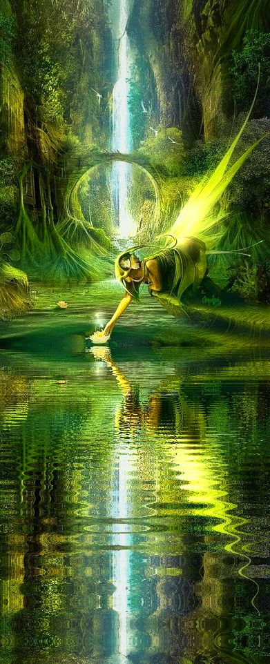 Faerie Reflection: