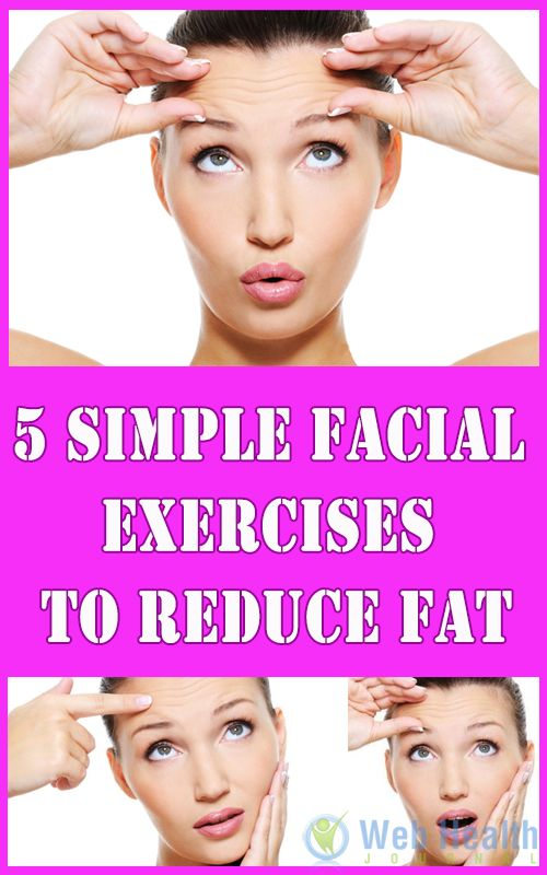 Exercises To Reduce Facial Fats 39