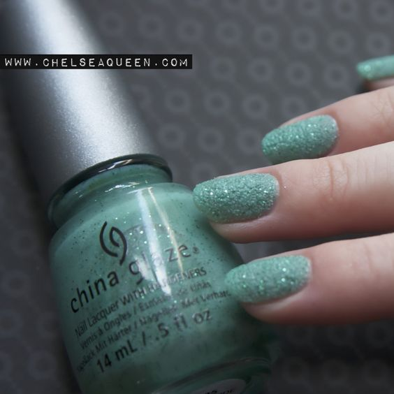 China Glaze Teal the Tide Turns www.chelseaqueen.com