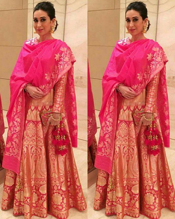 Rate her look  1....   Karishma Kapoor in Ethnic wear for an event in Chennai @Bollywood  . . #ethnicwear #indiandesigner #asiandesignerwear #indianfashionblogger #anarkali #anarkalis #punjabisuit #indianculture #asiandesignerwear #indianfashionblogger #kurti #punjabisuit #ethnicwear #salwarkameez #bollywoodstylefile #bollywood #stylefile #india #indian #indianfashion #indianstyle #bollywoodstyle #delhi #karishmakapoor #bridallehenga #kareenakapoorkhan  @BOLLYWOOD  . For more follow…