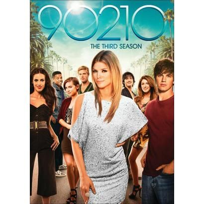 90210 Season 3 on DVD Ordering it today!!!! Ahhhhhh you won't see me for a few days!!!!