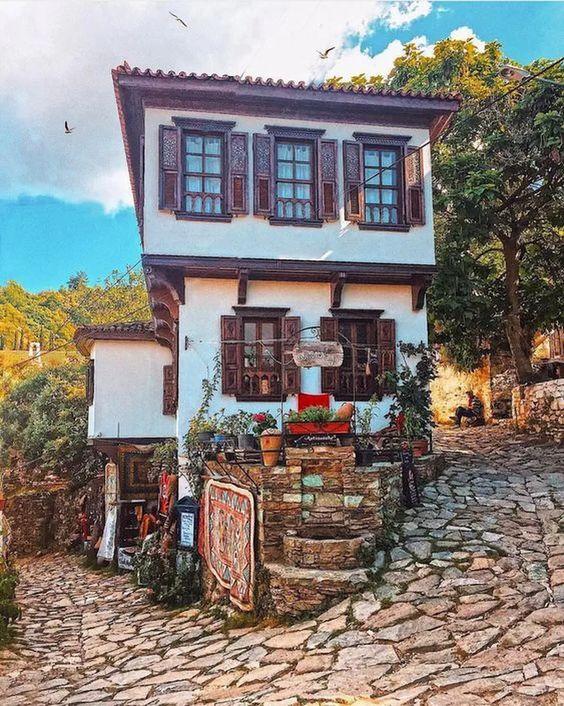 Şirince.. Izmir.. Turkey