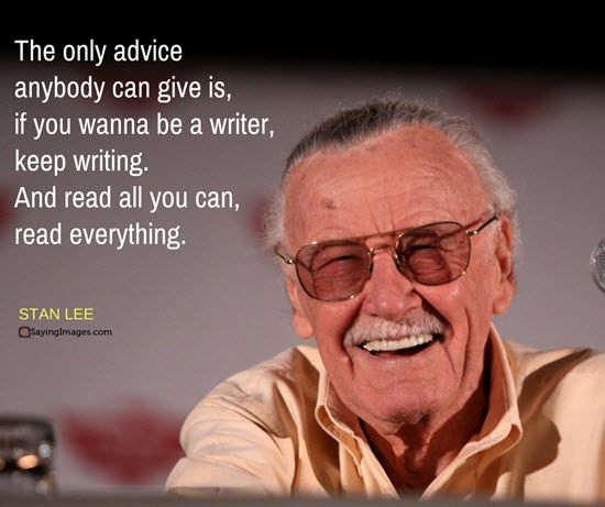 quote by stan lee