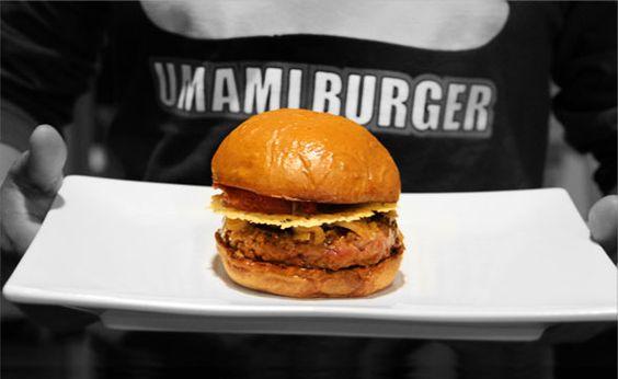 Umami Burger- 432 Sixth Avenue New York, New York 10011