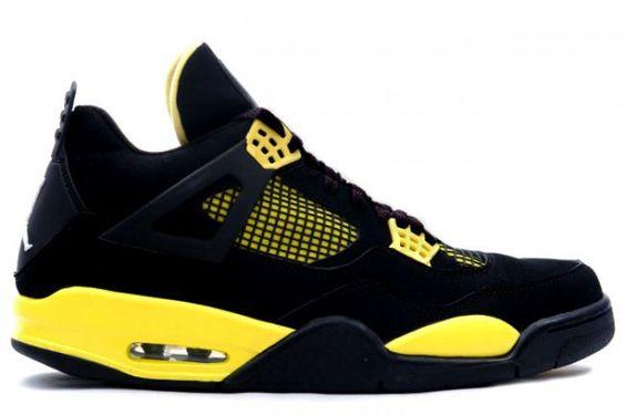"Air Jordan 4 ""Thunder"" Back in 2012"