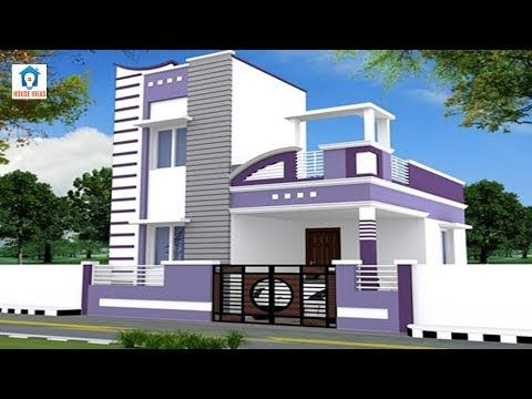 Exterior Designs Youtube Small House Elevation Small House Elevation Design Small House Front Design
