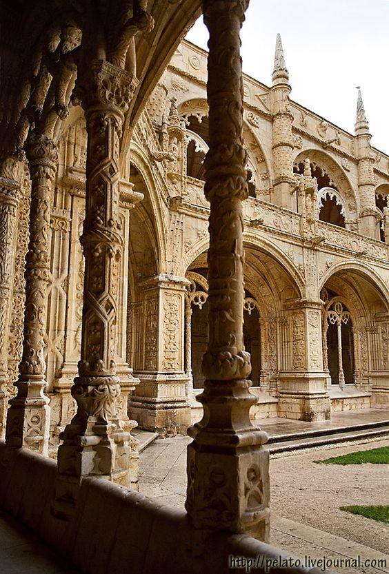 Mosteiro dos Jeronimos #lisbon #lisboa #portugal