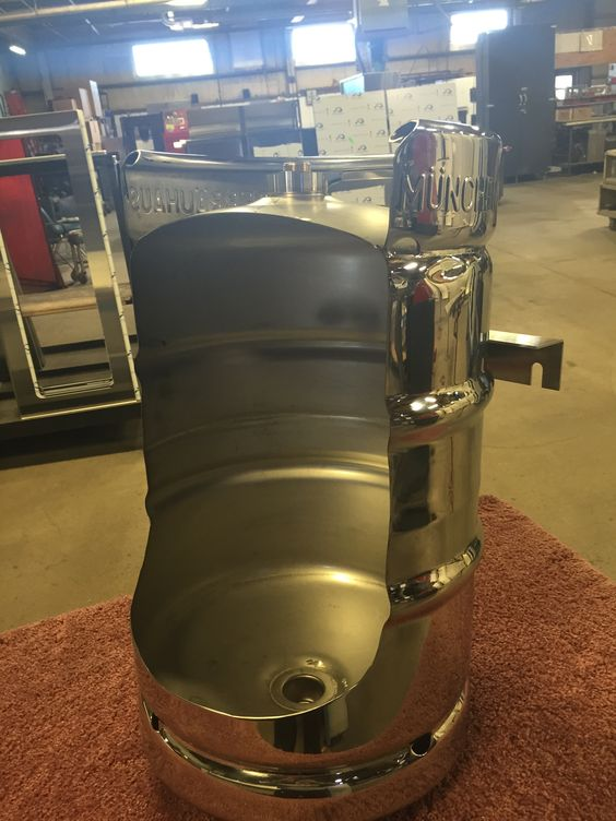 Man Cave With Urinal : Keg man cave urinal awesome pinterest and caves