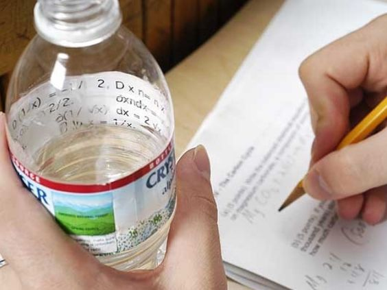 What Are the Sneakiest Ways to Cheat on a Test? | Gizmopod