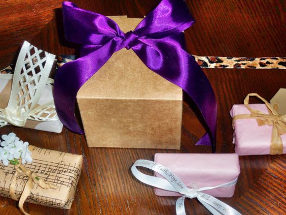 25 Handmade Shea Butter Soap Favors  Great For by PUREBODYCULTURE, $45.00