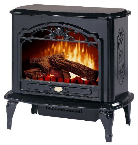 Best Electric Fireplace Stove Reviews Dimplex Tds8515tb Celeste Electric Stove Electric Stove Fireplace Best Electric Fireplace Electric Fireplace