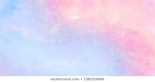 Subtle Blue Purple And Pink Shades Watercolor Background For