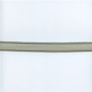 CA520-4A Grey Tape Trim - SW35999 - Fabric By The Yard At Discount Prices