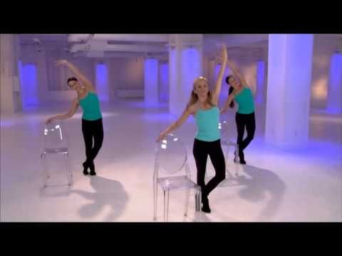 Full Length Barre Workout: Ballet Burn (cardio ballet, barre burn, toning, sculpting, abs) - YouTube