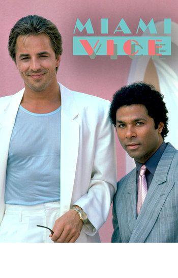 Miami Vice TV Show NBC Feature