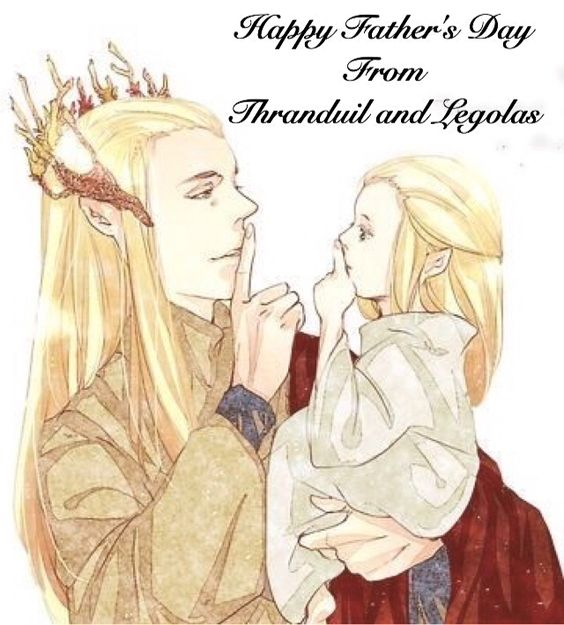 Happy Father's Day and Happy Official start of Summer  *not my drawing but it is my edit*