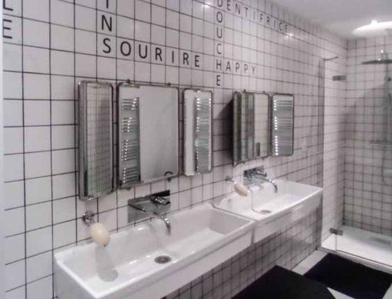salle de bains enfants mission d co 01 01 2014 salle de bains kids pinterest sentiments. Black Bedroom Furniture Sets. Home Design Ideas