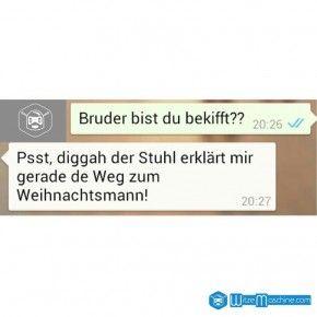Bist du bekifft - Kifferwitze - Lustige WhatsApp Bilder und Chat Fails 154
