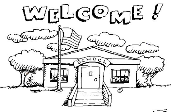 32++ Welcome back clipart black and white ideas in 2021