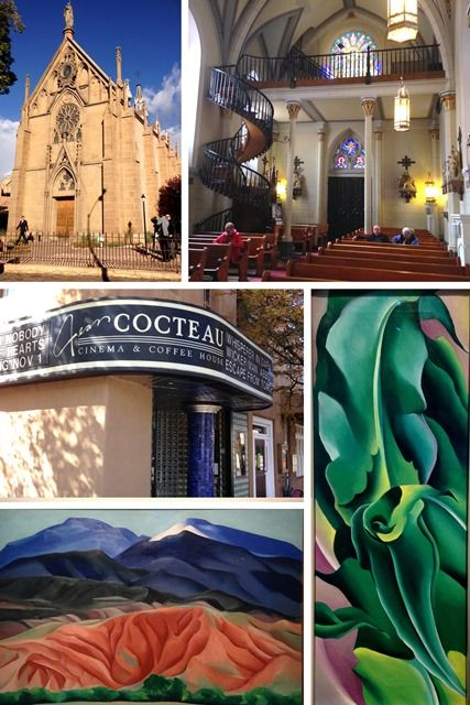 Things to do in Santa Fe! Going to Santa Fe for my bday & might need this for ideas of things to do while we are there. :)