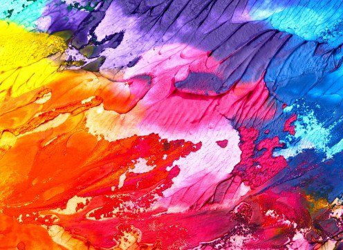 The Poems Abstract Art Therapy Activities Art Therapy