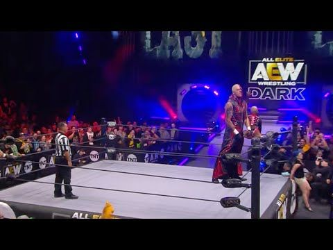 Aew Dark Episode 4 Pittsburgh Pa Youtube Dustin Rhodes Cody