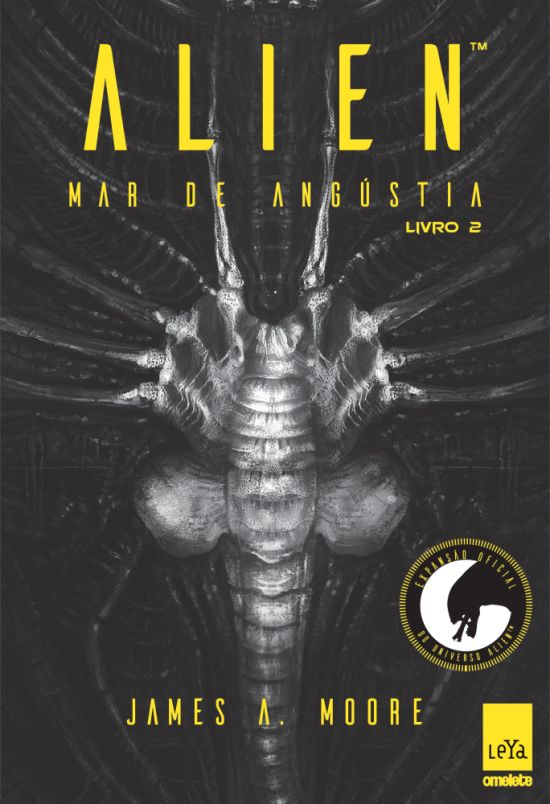 Alien: Mar de Angústia