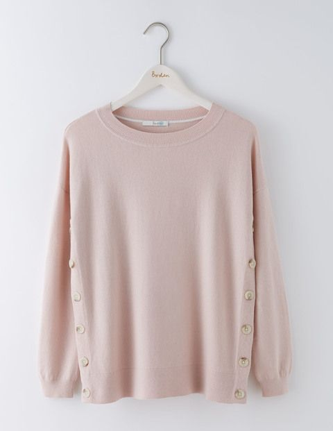 Grace Button Sweater: