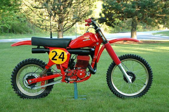 1977 Honda RC500 Works Bike