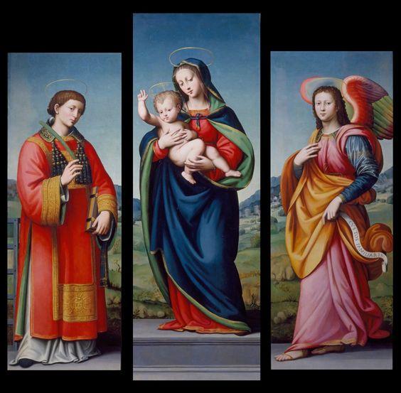Jacopo del Sellaio - Madonna col Bambino -- 1470 ca. - Lastra a Signa (Firenze), Museo di Arte Sacra di San Martino a Gangalandi