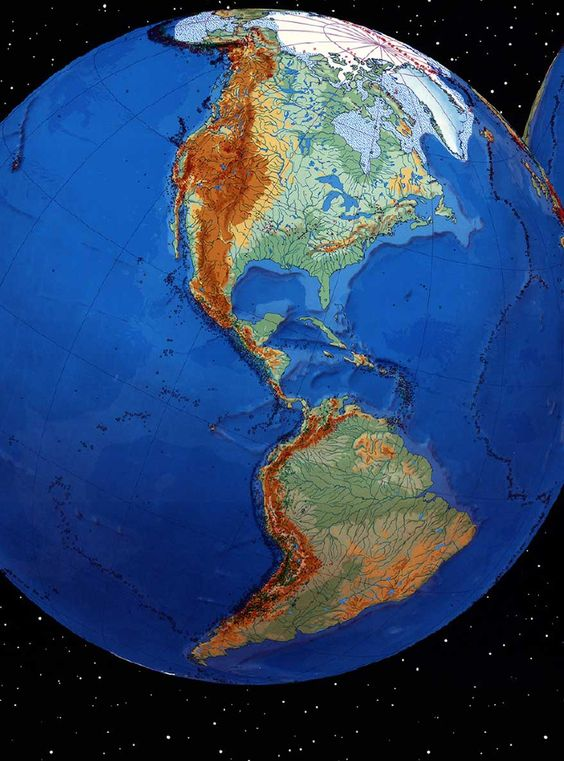 World Earthquake Map News. The Americas Earthquake Map  Maps They tell the story of our history and can point way to future Pinterest map Geology Plate