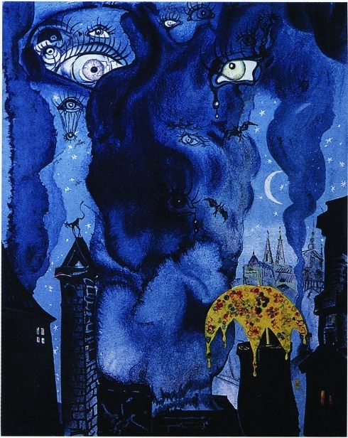 "Salvador Dali  ""The Sandman"""