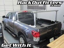 Thule 500XT - Xsporter Pro Bed Rack for '99-'13* Toyota Tundra Pickup Trucks