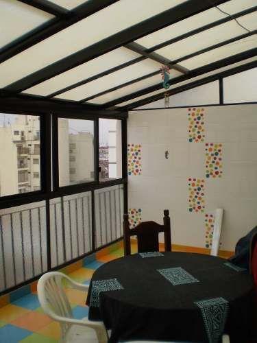 Techos corredizos traslucidos cerramientos de aluminio for Cerramientos patios interiores