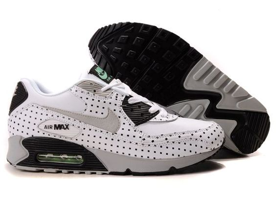 nike free run 2 homme - Nike Air Max 90 Womens Cheap Sale White Gray Black http://airmax ...