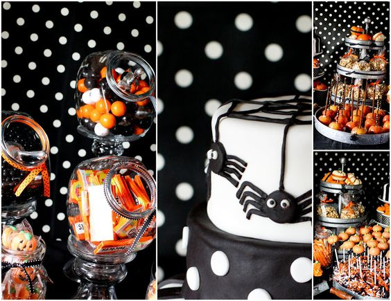 Trick-or-Treat party Jenny Cookies Halloween Pinterest