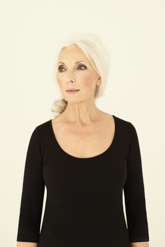 70 year old Valerie Pain is still walking the cat walk (from Close ...