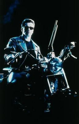Classic Movie Poster 34 in x 22 in Fast Shipping Terminator 2