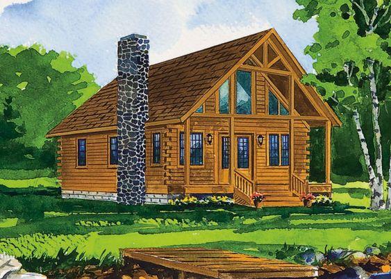 Blackfork Floor Plan Log Cabin Ideas Pinterest Black