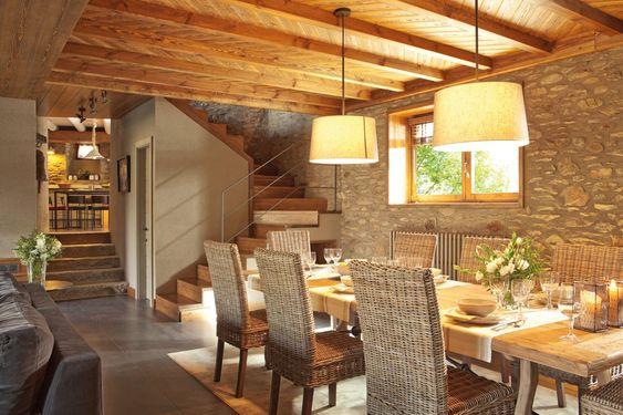 Antes un viejo pajar, hoy un luminoso refugio · ElMueble.com · Casas