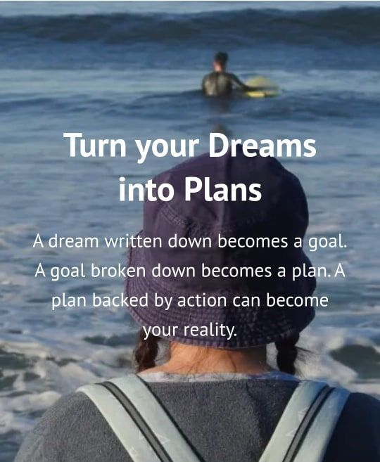Dreams Goals Planning In 2020 How To Plan Encouragement Quotes My Dream Came True