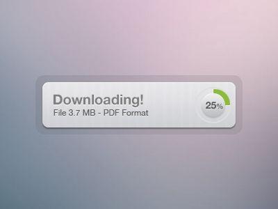 Downloading..................