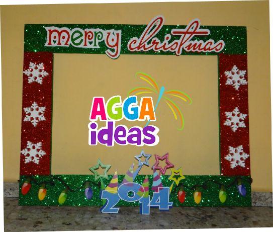Navidad 2014 diy pinterest navidad for Cuadros de navidad