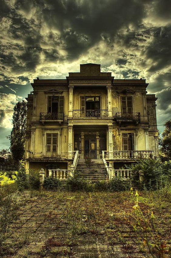 where ghost lives.
