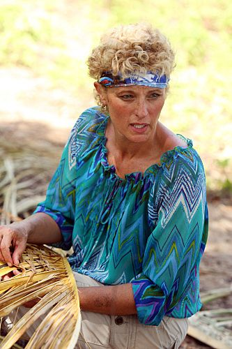 Survivor Nicaragua: Holly Hoffman a contestant from South Dakota!! My homestate....=) I soooo wanted her to win.
