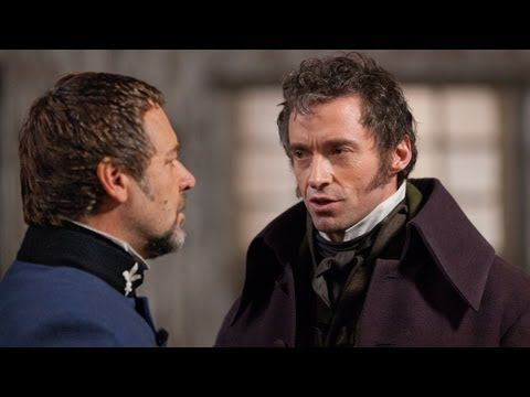 Watch the trailer for Les Miserables, in theaters December 14