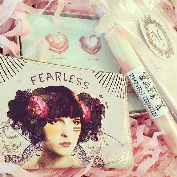 Be Fearless @ madeleinelamour