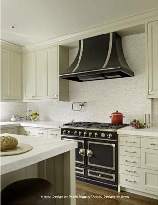 Love this kitchen, via House of Fifty Magazine {Design by Tineke Triggs}